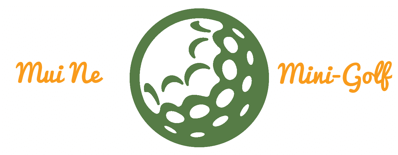 Lay down your balls at Mui Ne mini-golf